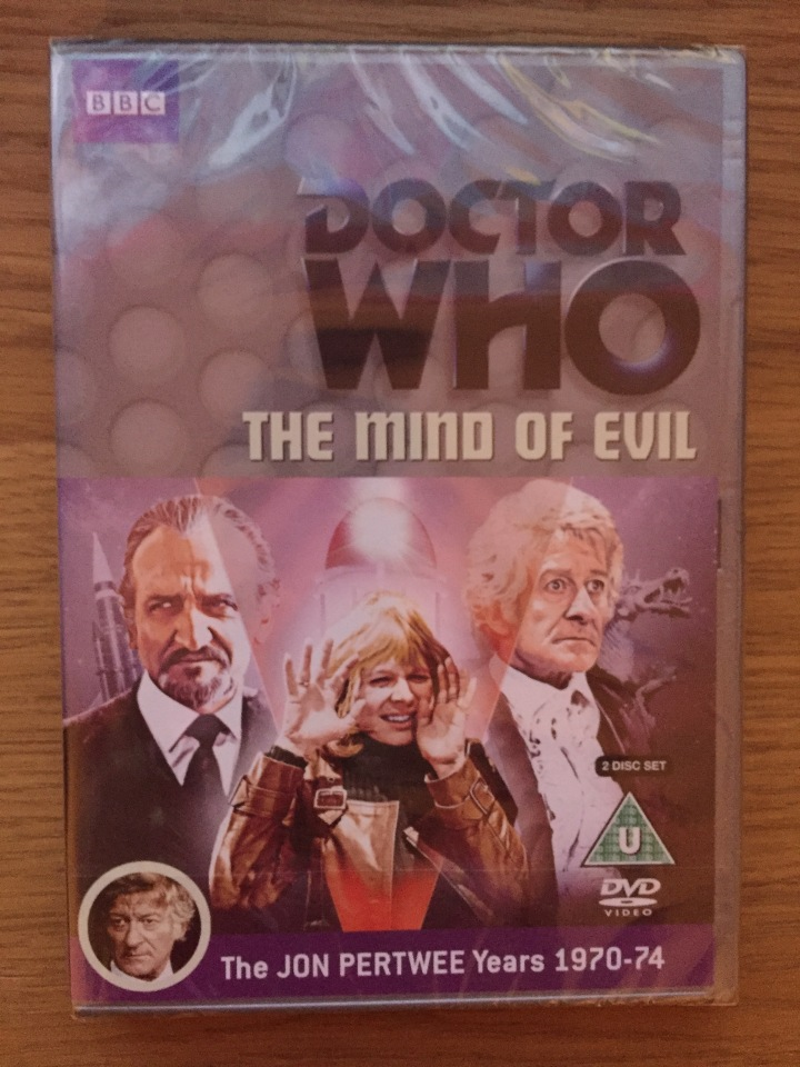 Doctor Who The Mind of Evil