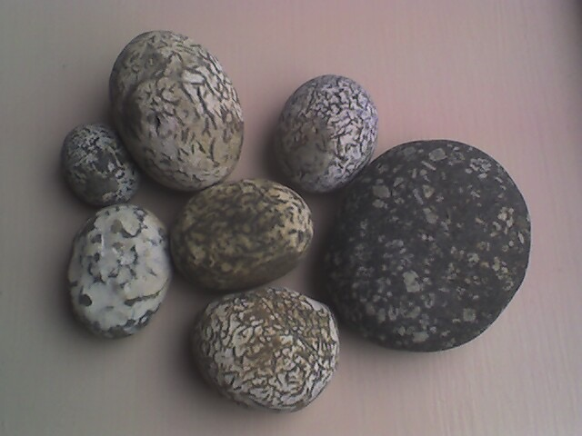 Pebble formation