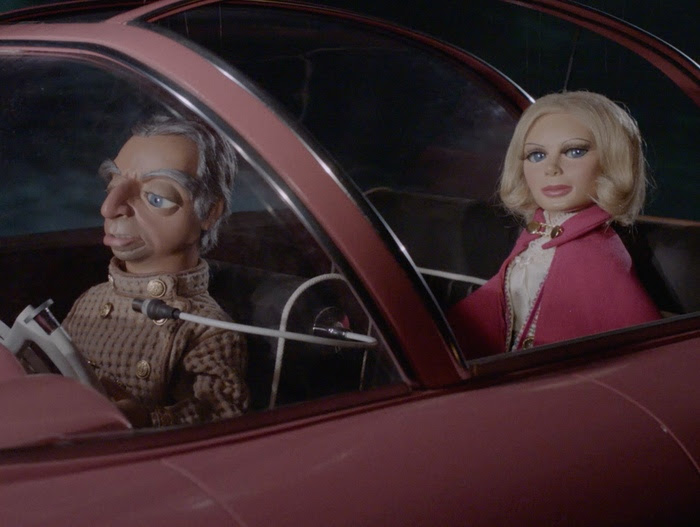 Lady Penelope and Parker