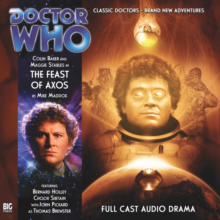 Doctor Who The Feast of Axos