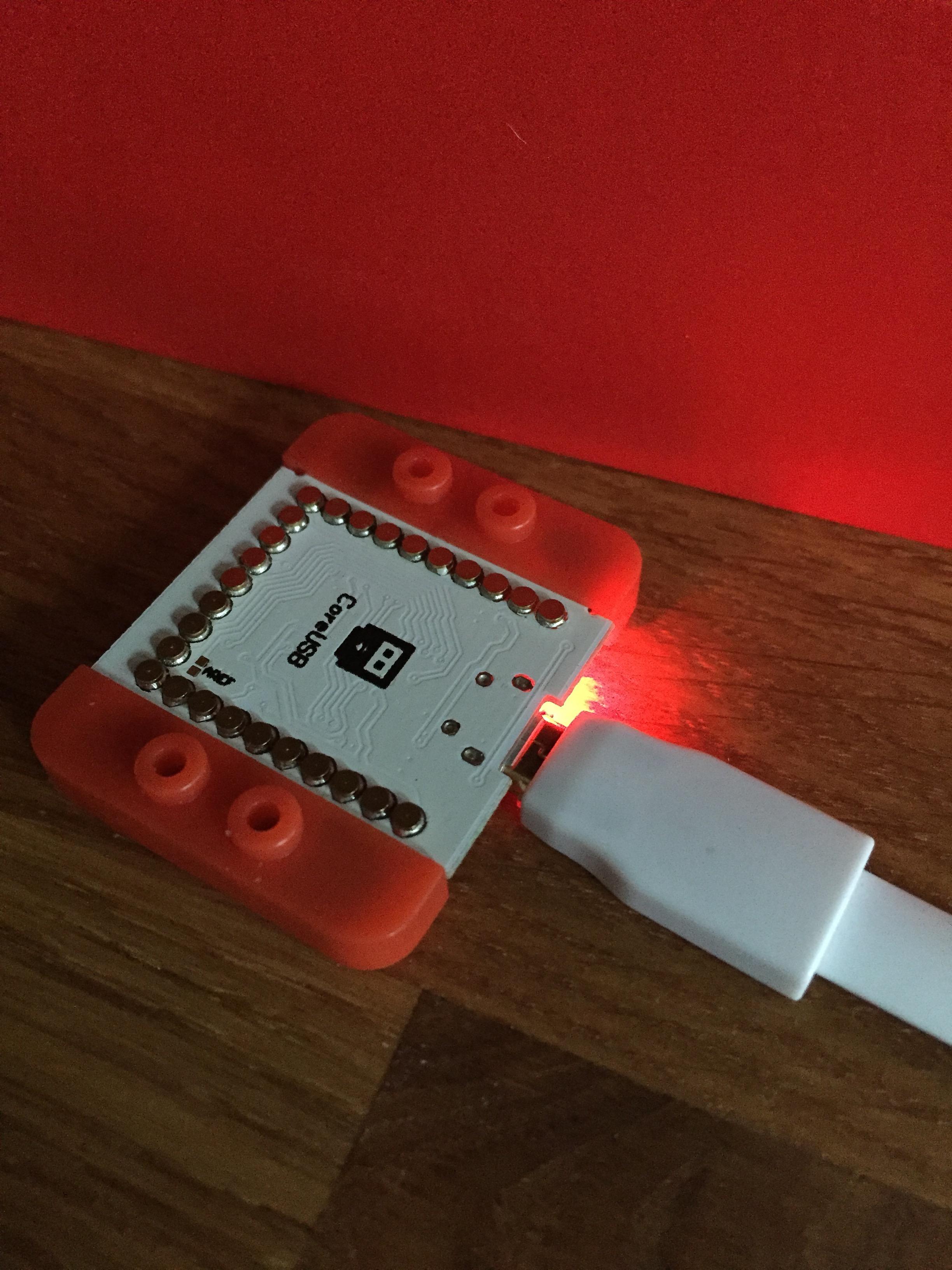 mCookie Microduino USB