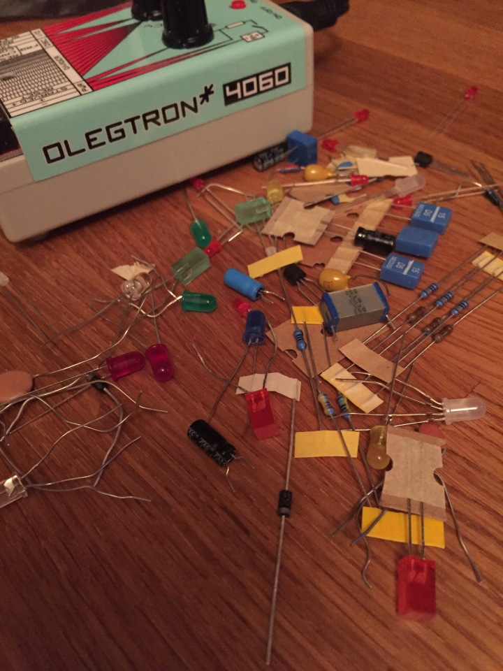 Olegtron and components
