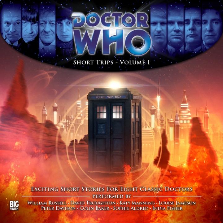 Dr Who Short Trips Vol 1