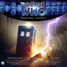 Dr Who Short Trips Vol 2