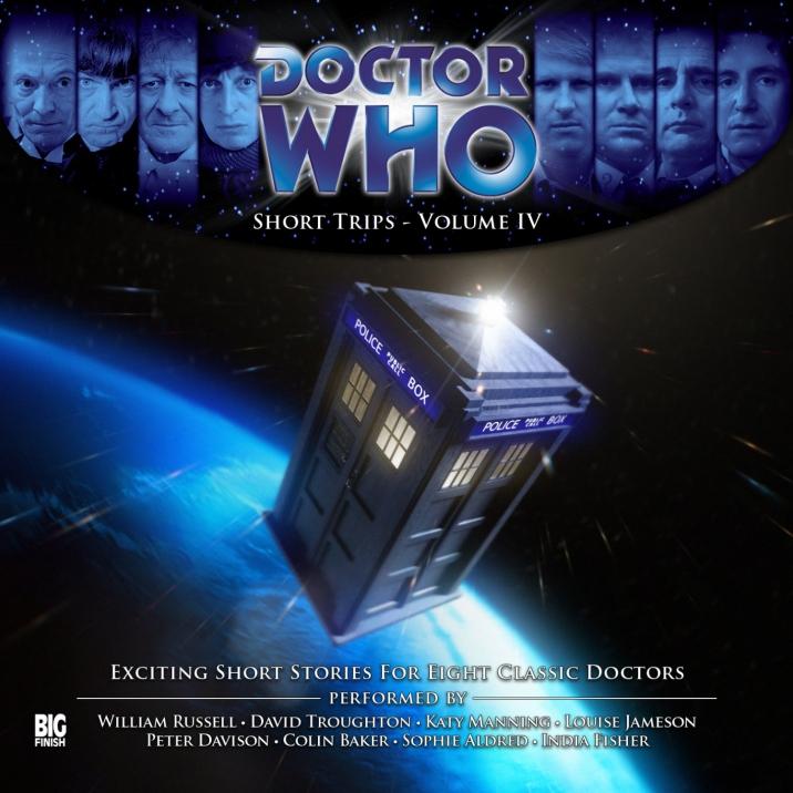 Dr Who Short Trips Vol 4