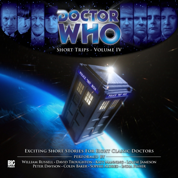 Dr Who Short Trips Vol 4