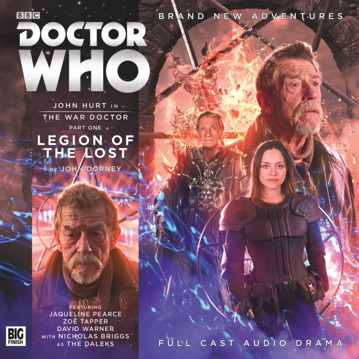 The War Doctor, Legion of the Lost