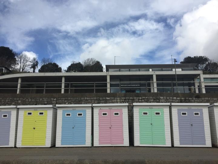 Lyme Regis Huts
