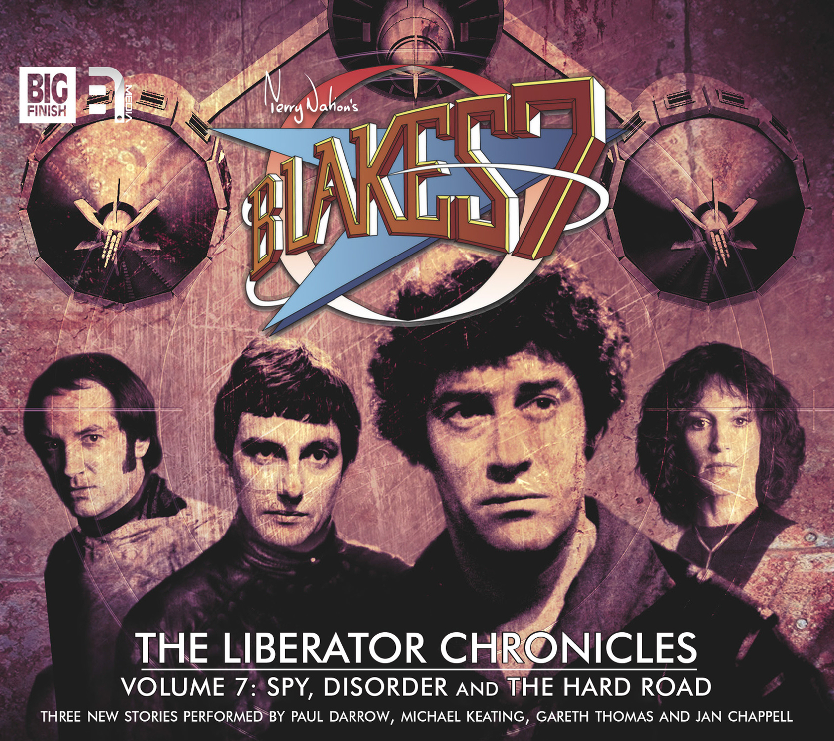 Blake's 7 Liberator Chronicles 7