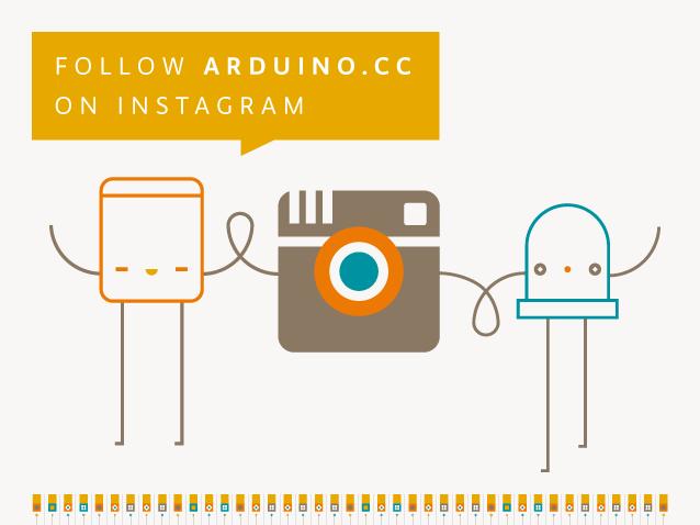 Arduino on Instagram