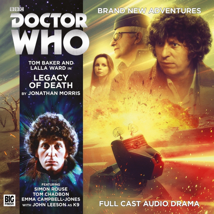 Dr Who, Legacy of Death