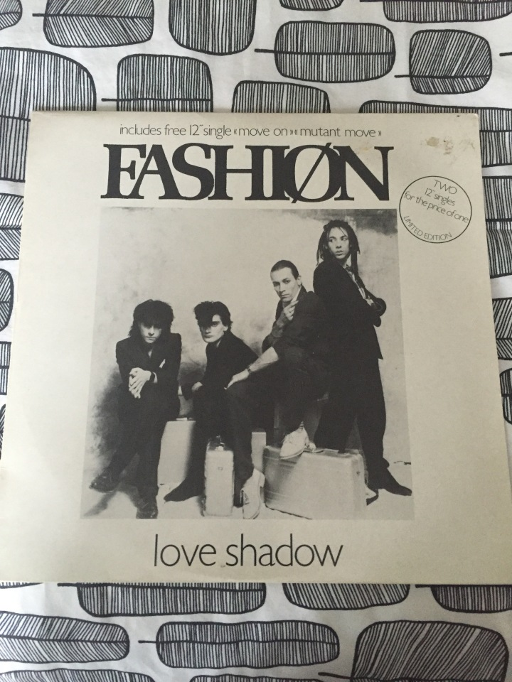 Fashion, Love Shadow 12""