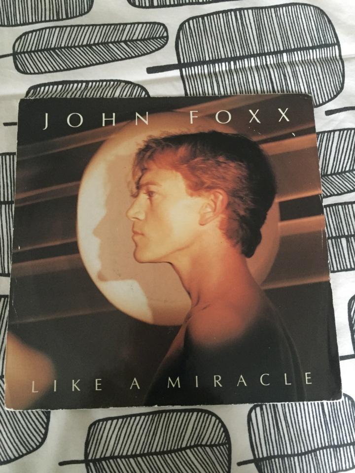 John Foxx - Like a Miracle