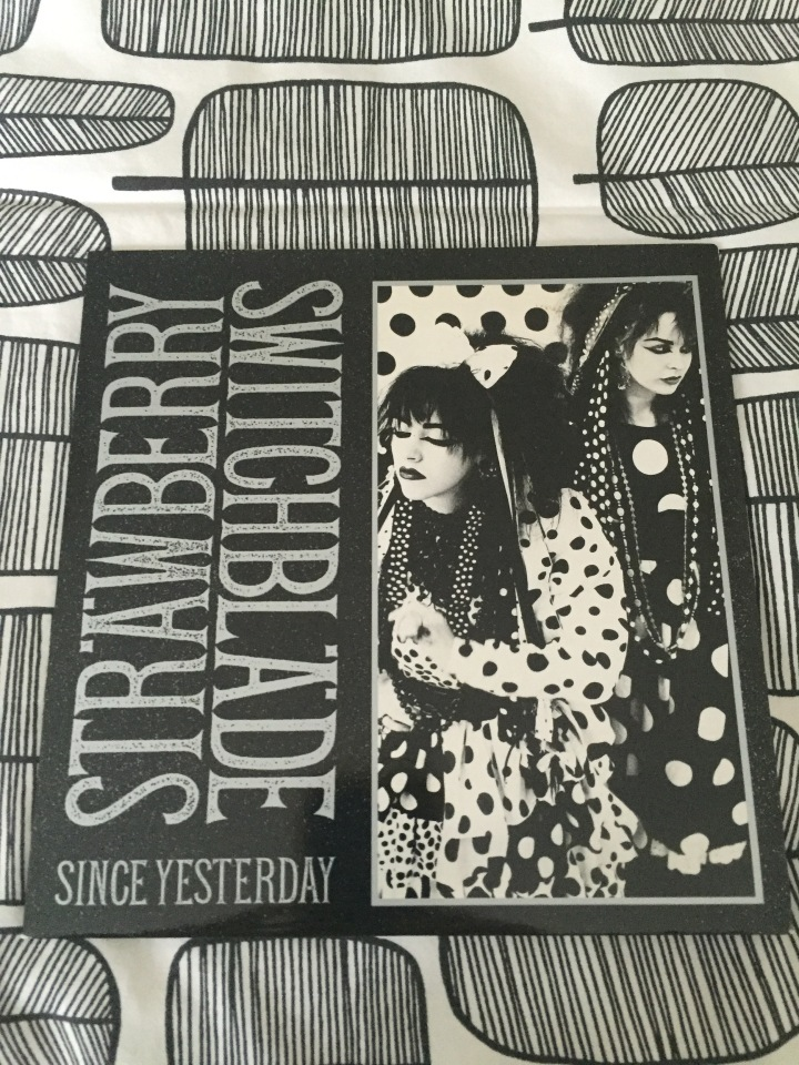 Strawberry Switchblade, Since Yesterday