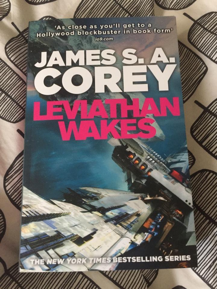 James S. A. Corey Leviathan Wakes