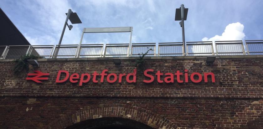 Image result for deptford sign