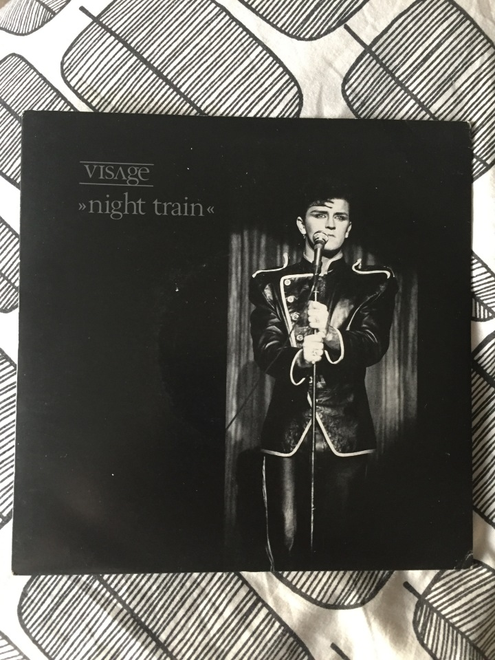 Visage, Night Train