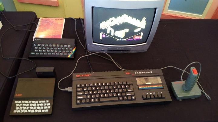 A bit of vintage computing