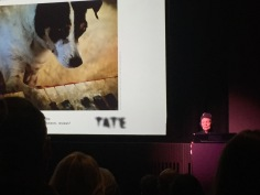 Laurie Anderson at the Tate Modern Cinema Heart of a Dog