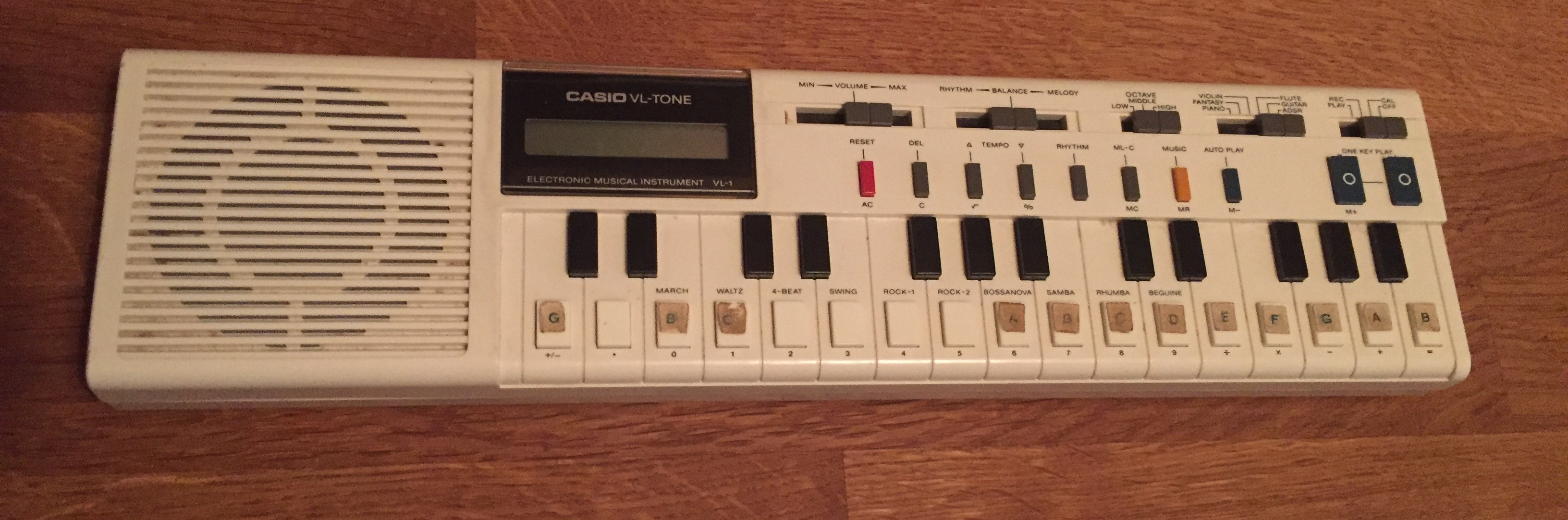 My old VL-Tone