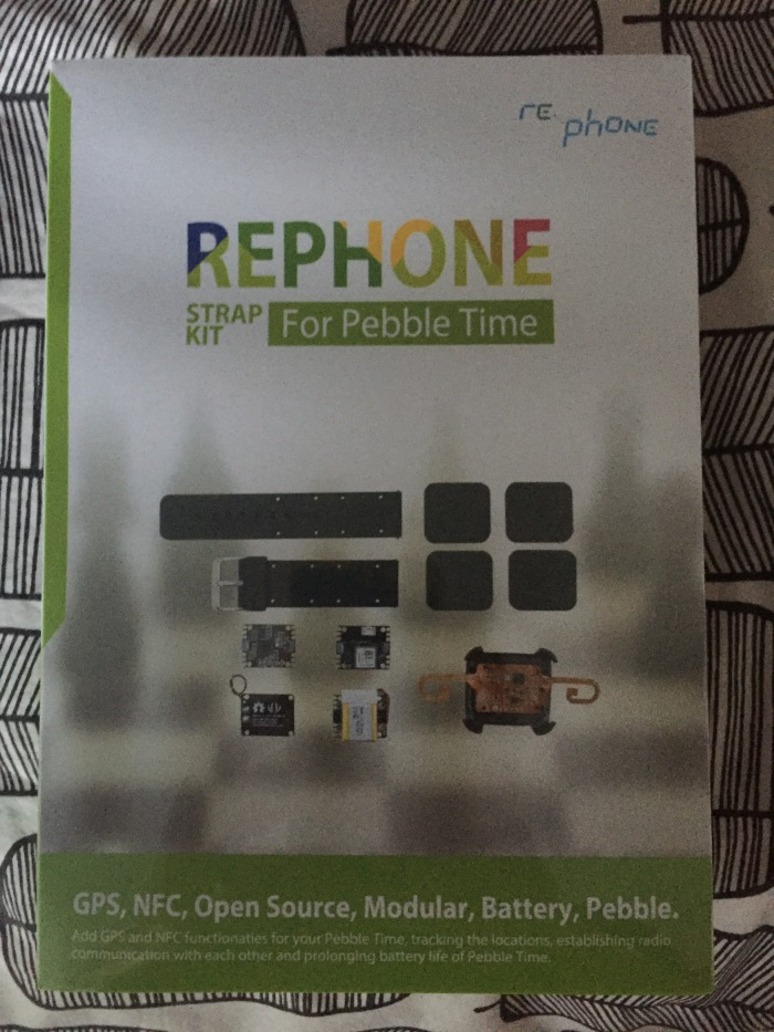 Rephone Kit for Pebble Time