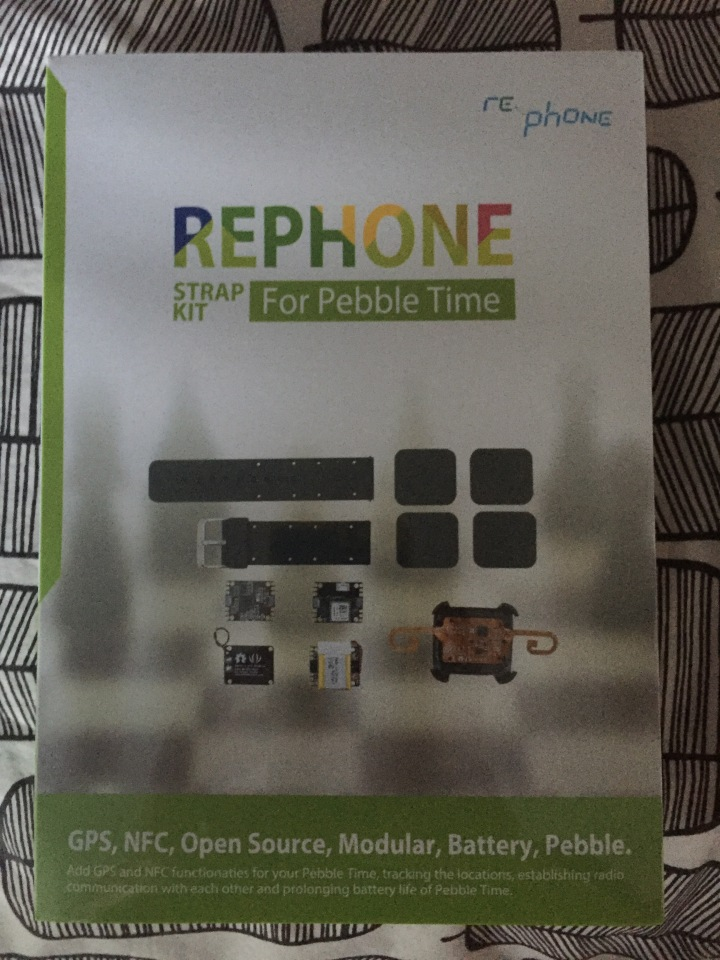 Rephone Kit for Pebble Time