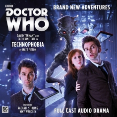 Doctor Who Technophobia