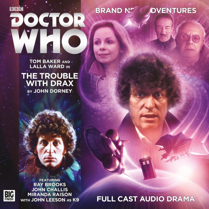 Fourth Doctor, The Trouble With Drax