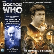 Doctor Who The Library of Alexandria