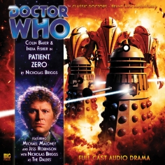 Doctor Who Patient Zero