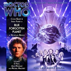Doctor Who Blue Forgotten Planet