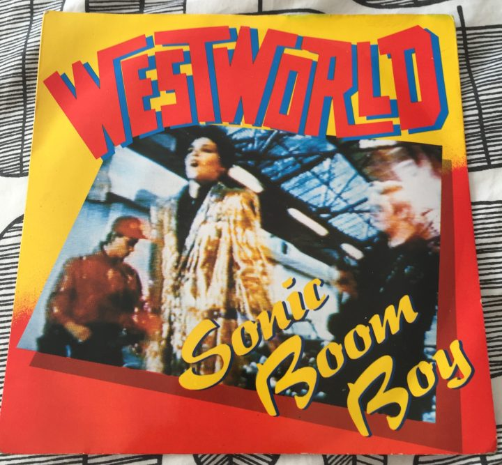 West World - Sonic Boom Boy