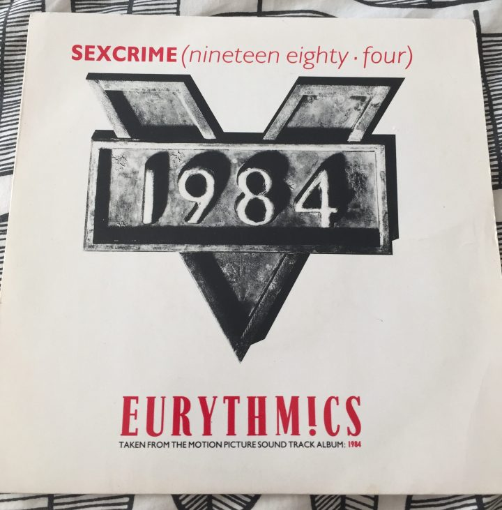 Eurythimcs - Sex Crime