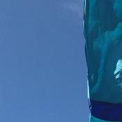 Flag at Beyond the Border
