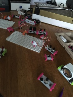 littleBits synth