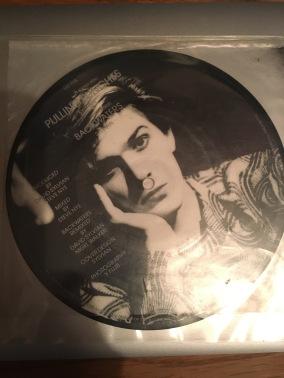 "David Sylvian 7"" Vinyl Pulling Punches"