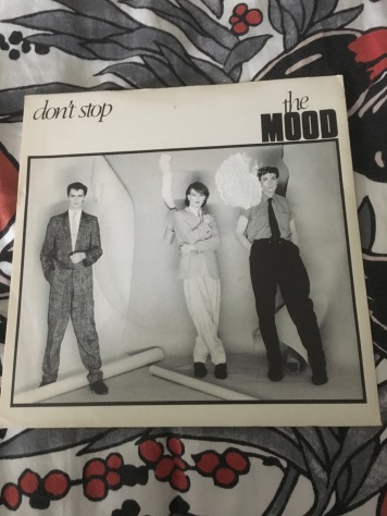 "The Mood Don't stop 7"" vinyl"