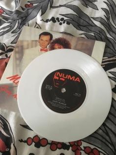 """Gary Numan Miracles 7"""" vinyl"""