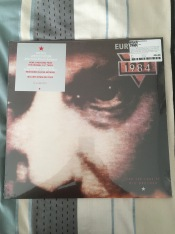 1984 Eurythmics Record Store Day 2018 RSD Vinyl