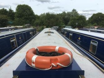 50th Canal trip