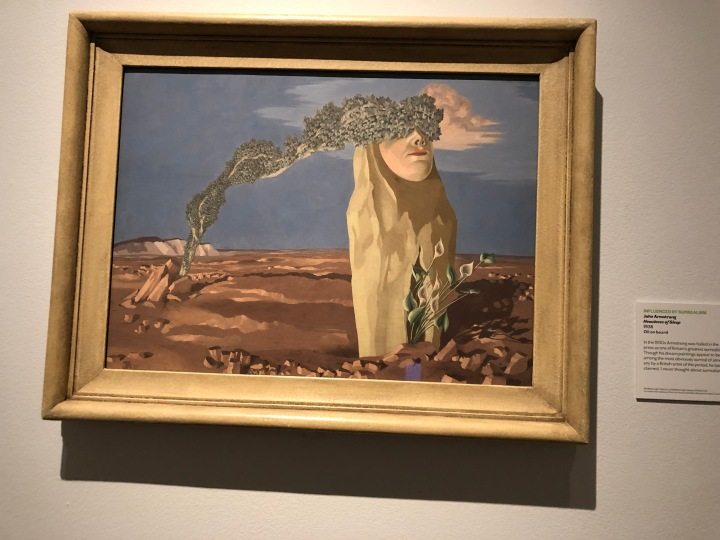 British Surrealists Exhibition 1
